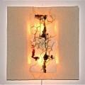 Polyester lampje met licht